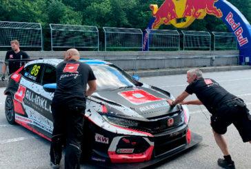 WTCR: Guerrieri y Girolami volvieron a pista