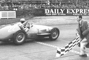 Fórmula 1: Froilan González le daba la primera victoria a Ferrari en Silverstone