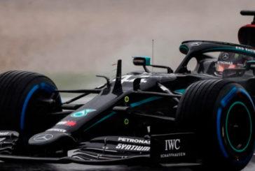Fórmula 1: Hamilton se lleva la lluviosa pole del GP de Estiria