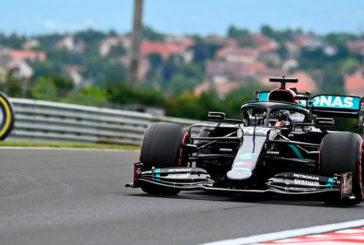 Fórmula 1: Hamilton y Mercedes, dominan en los primeros libres de Hungaroring