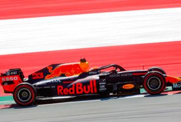 Fórmula 1: Verstappen se lleva el mejor tiempo en los Libres 2 que puede darle la pole