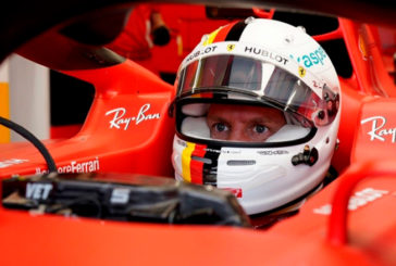 Fórmula 1: Vettel y Ferrari lideran unos peculiares Libres 2