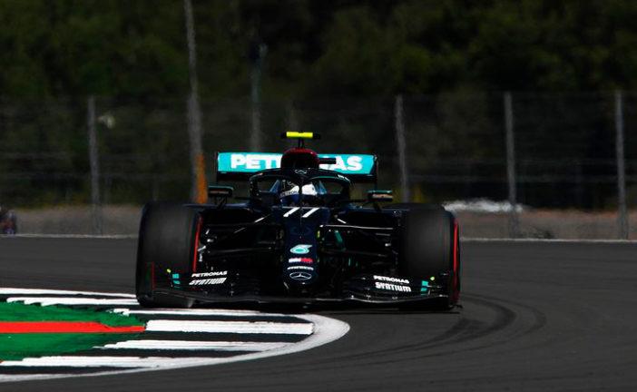 Fórmula 1: Bottas y Hamilton no dejan lugar a la sorpresa en el regreso a Silverstone