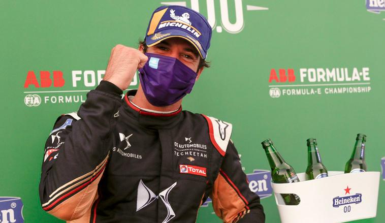 Fórmula E: António Félix Da Costa pone va directo hacia el título