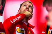 Fórmula 1: Los fantasmas del 2014 fastidian a Vettel
