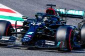 Fórmula 1: Hamilton suma su 95ª pole
