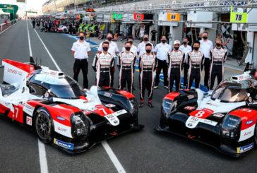 «Pechito» López logró la clasificación en las 24 hs de Le Mans
