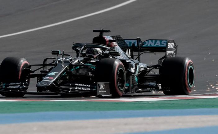 Fórmula 1: Hamilton se lleva su clásica pole de los sábados