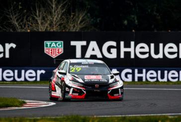 WTCR: Girolami consigue la pole position para la carrera 2