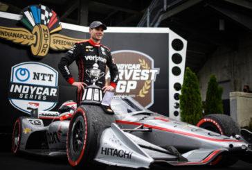 Indy Car: Power domina la carrera 2