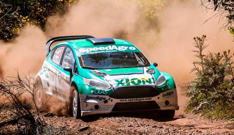 Rally Argentino: Sobre el final Diaz arrebata la punta