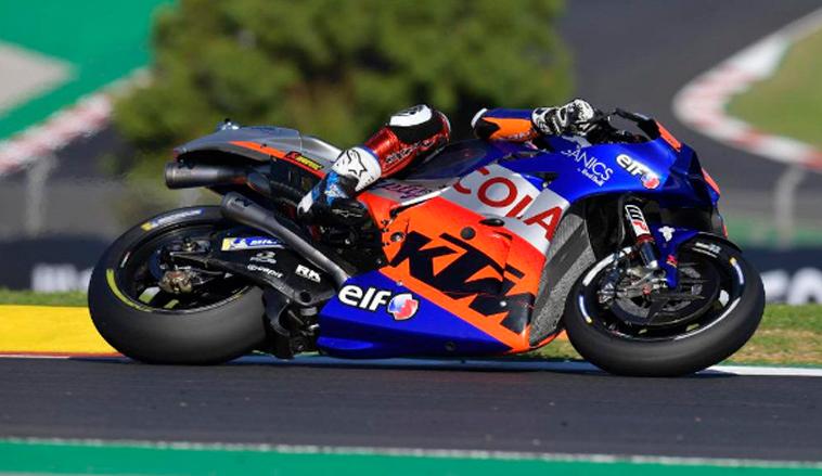MotoGP: Oliveira gana el GP de Portugal en una actuación brillante