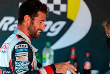 DTM: «Pechito» López salió a pista en Alemania
