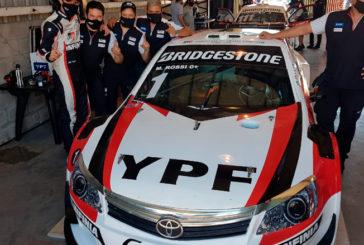 TRV6: Rossi se queda con la pole position