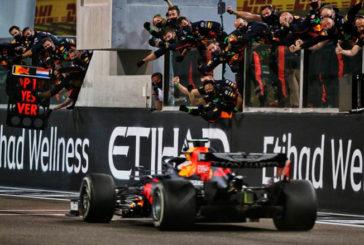 Fórmula 1: Verstappen pone el broche a 2020 con una victoria perfecta en Abu Dhabi