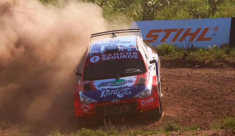 Rally Argentino: Cancio se lleva el Shakedown en Córdoba