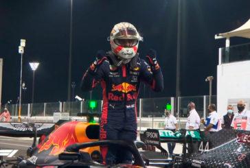 Fórmula 1: Verstappen rompe los pronósticos y se lleva la última pole del año
