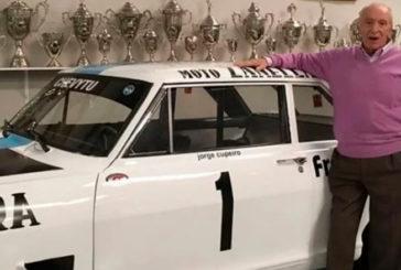 Murió Jorge Cupeiro, una leyenda del automovilismo