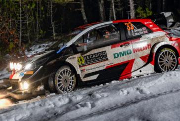WRC: Evans aprovecha los problemas de Ogier para tomar el liderazgo