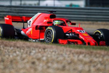 Fórmula 1: Mick Schumacher brilla en su test con Ferrari
