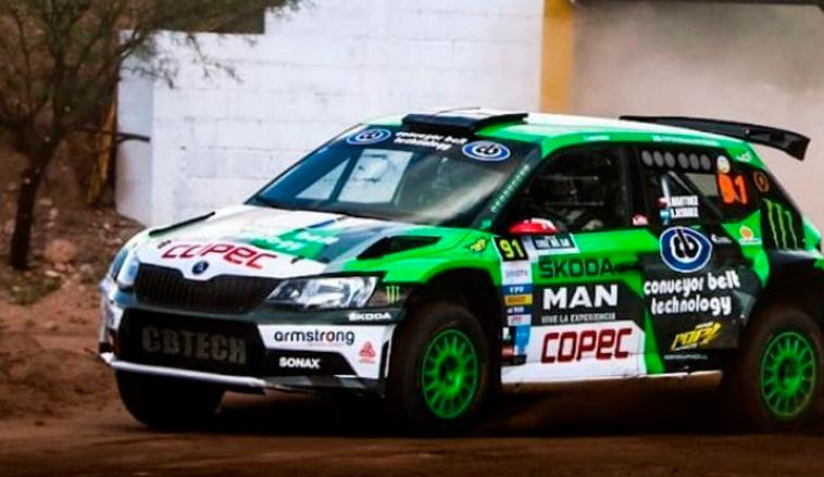 Rally Argentino: Martinez se adueña de las sierras cordobesas