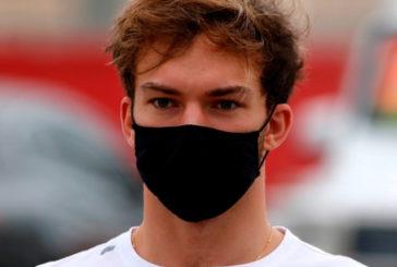 Fórmula 1: Gasly, también positivo por COVID-19