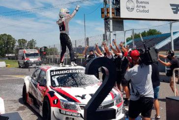 TRV6: Rossi consigue el bicampeonato