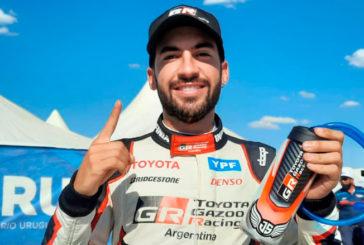 TN C3: Santero lideró la primera clasificación del año