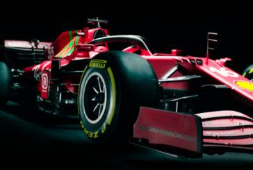 Fórmula 1: Ferrari presenta el SF21 para pelear por el título