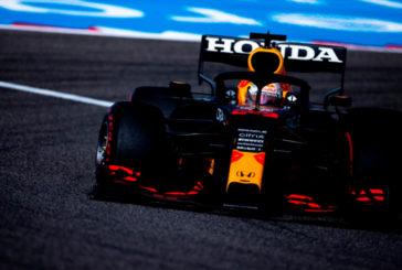 Fórmula 1: Verstappen otra vez el más rápido en Bahréin