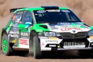 Rally Argentino: Padilla fue contundente en los caminos de General Madariaga