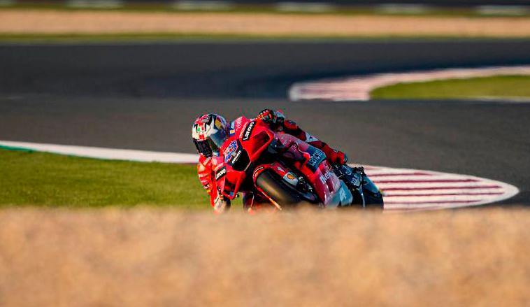 MotoGP: Jack Miller pulveriza el récord de Losail en el tercer día de test