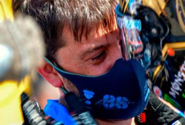 TC: Baldazo de agua fría para Canapino, Alonso deja de ser el motorista