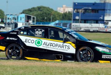 TC2000: La pole position fué para Marques