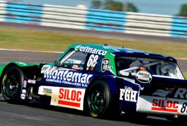 TC: Santero se queda con la pole position en Buenos Aires