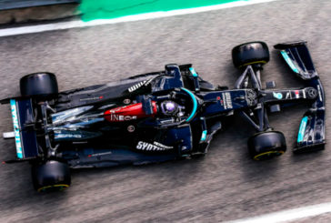 Fórmula 1: Hamilton logra la pole por un suspiro sobre Sergio Pérez