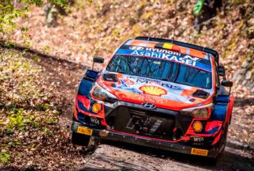 WRC: Neuville lidera en Croacia