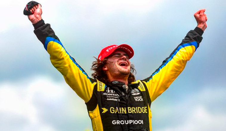 Indy Car: Dominio de Colton Herta en St. Petersburg