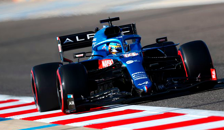 Fórmula 1: Mejoras para Alonso en Imola