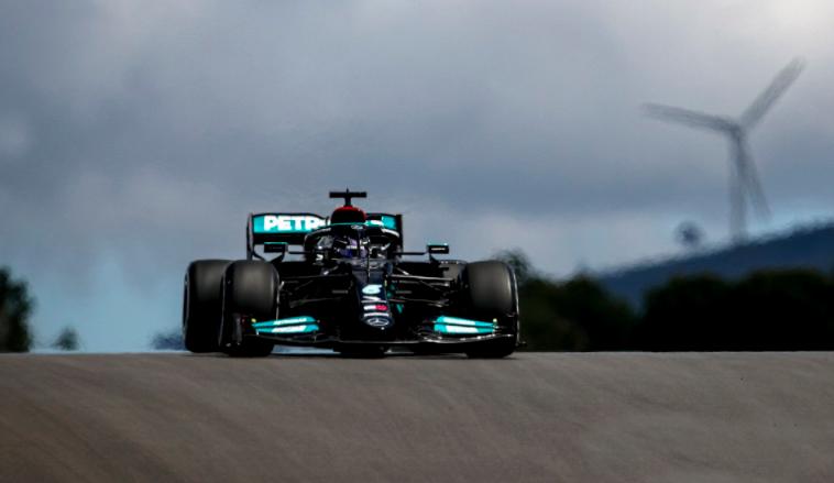 Fórmula 1: Hamilton se lleva los segundos libres y Alonso se mete en el 'top 5'