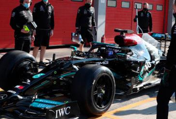 Fórmula 1: Hamilton completa un test en Imola con los Pirelli de 18 pulgadas