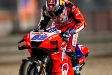MotoGP: Martín hace historia con su primera 'pole'