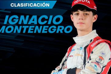 TC2000: Primera pole position de Montenegro