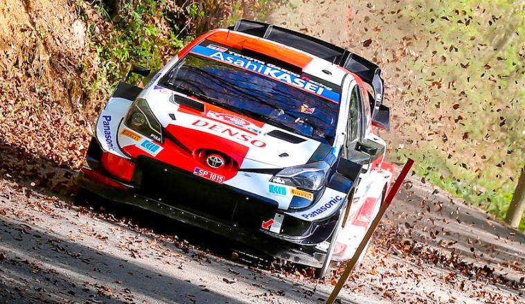 WRC: Sébastien Ogier gana en un apretado y vibrante final