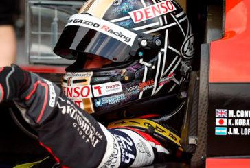 WEC: El Toyota N°7 de «Pechito» López consigue la pole en Spa