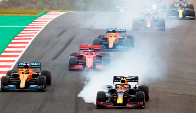 Fórmula 1: ¿Cómo afectan los desniveles de Portimão a los autos de Fórmula 1?