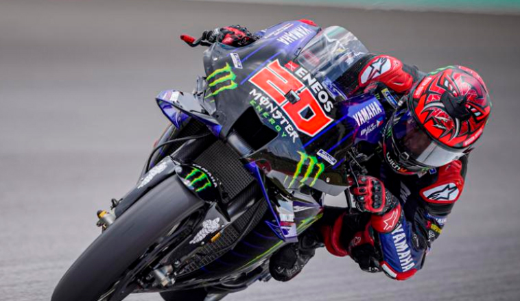MotoGP: Quartararo conquista una 'pole' a ritmo de récord