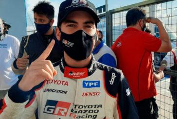 TN C3: Santero, Pernía y Castellano, los más veloces en las series