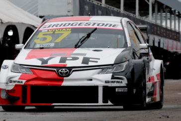 STC2000: Toyota con un auto menos… Luque dió positivo