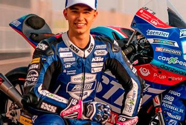 MotoGP: Falleció Jason Dupasquier a los 19 años